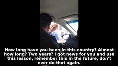 uber black car driver