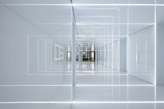 Glass office for Soho China in Shanghai by AIM Architecture | urdesign magazine