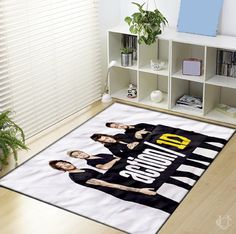 Action New One Direction Blanket