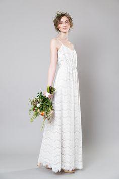Eva Bridesmaids Dress from Sally Eagle Bridal's Collection