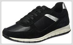 D Euxo D, Mocassins (Loafers) Femme, Noir (Black), 36.5 EUGeox