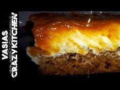 Παστα Brownies Με Καραμελα - Γλυκο Ταψιου Συνταγη - Brownies Γλυκο Ψυγειου - Brownies Recipe Tasty - YouTube Meatloaf, Desserts, Food, Youtube, Tailgate Desserts, Deserts, Essen, Postres, Meals