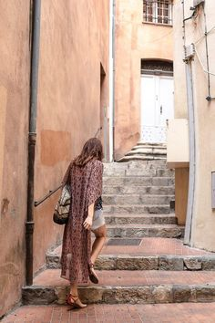 Streets of Grasse, Prevence, French Riviera, Cote d'Azur