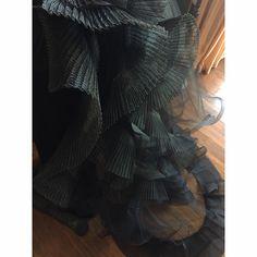 "202 Likes, 9 Comments - Dark Garden Unique Corsetry (@darkgardencorsetry) on Instagram: ""Autumn Adamme @missdarkgarden created this custom removable bustle-skirt to be worn over a corset.…"""
