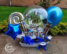 Cute Valentines Day Gifts, Valentine Crafts, Cute Gifts, Diy Gifts, Craft Gifts, Balloon Bouquet Delivery, Flower Box Gift, Birthday Surprise Boyfriend, Weird Gifts