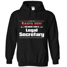 LEGAL SECRETARY Awesome T-Shirts, Hoodies, Sweatshirts, Tee Shirts (39$ ==> Shopping Now!)