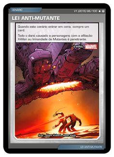 Fabian Balbinot - MagicJebb: Marvel Battle Scenes - Arrependam-se mutantes! A L...