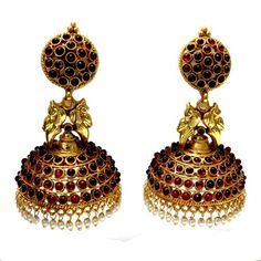 Exquisite #Jhumka Earrings