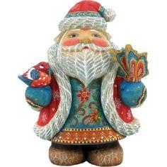 G.DeBrekht Old World Santas G.DeBrekht Flitter Flutter 518014
