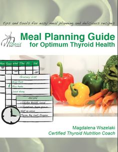 Meal Planning Guide for Thyroid Health