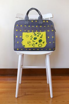 Maker's Tote Handcrafted Patchwork - Noodlehead