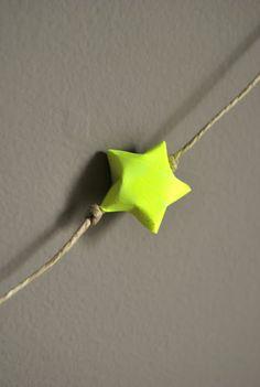 The Grand Bazaar: Stars origami - tutorial inside