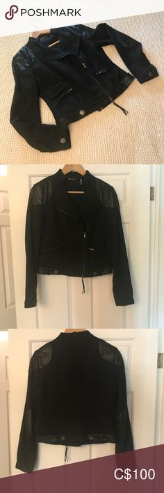 Spotted while shopping on Poshmark: Guess by Marciano short winter jacket! by Marciano & Blazers Guess By Marciano, Plus Fashion, Fashion Tips, Fashion Trends, Suit Jackets, Colored Blazer, Going Out, Blazers, Black Jeans