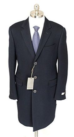 DESCRIPTION Tag Size: 50 R (EU) 40 R (US) fits M FEATURES •Four Button Front •Notch Convertible Lapel •Sewn Flap Welt Hip Pockets •Vertical Darting •Tailor Ready Shoulders •Tailor Reaady Four Button Sleeve Cuffs •Single Center Vent •Made in Italy •Canali Hanger Included FABRIC Color: Navy Blue Pa...  More details at https://jackets-lovers.bestselleroutlets.com/mens-jackets-coats/wool-blends-mens-jackets-coats/product-review-for-canali-1934-blue-stretch-woo