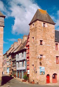https://flic.kr/p/spNgV | France_Bretagne_Cotes_d_Armor_Treguier_01 | Tréguier Côtes d'Armor Bretagne France