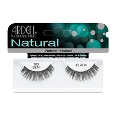 Ardell Natural 103 - Black (65084)