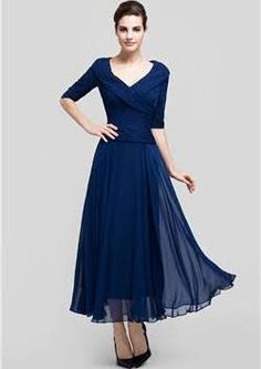 blue mother of the groom dresses - Google Search