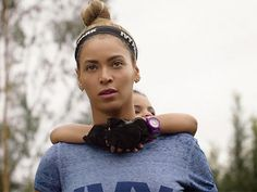 Beyonce Debuts New Clothing Line in Video Starring Blue Ivy!