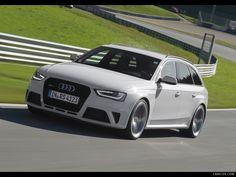 2013 Audi RS4 Avant review
