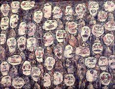 Jean Dubuffet, Affluence, 1961 © ADAGP, Paris and DACS, London 2012