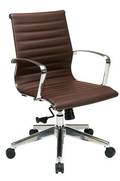 Office Star Products Mid Back Eco Leather Chair   Overstock  Shopping   The  Best Prices on Office Star Products Ergonomic ChairsSerta Executive Big Tall Office Chair   http www furniturendecor  . Office Star Ergonomic Chair. Home Design Ideas