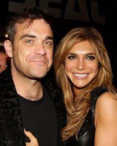 Robbie Williams et sa femme Ayda Field depuis le 8 Août 2006