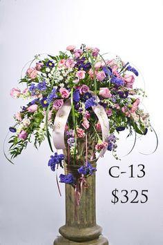 "Vickie's Flowers 720-685-8005 Your Colorado Wedding Florist Specialist"" - casket sprays"