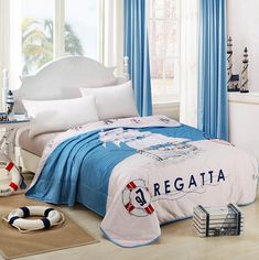 1Pcs Pure Cotton High Quality 200x230CM QueenSize New Summer Quilt/Blanket/Air-condition Blanket