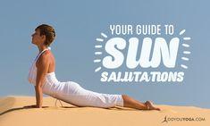 A Yogi's Guide to Sun Salutations http://www.doyouyoga.com/a-yogis-guide-to-sun-salutations-47090/ #yoga