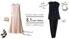 FOXEY NEW YORK NEW ARRIVALS