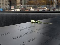 Visiting the memorial on the 10th anniversary year was amazing #usa #Honor911 #SeptemberMorning