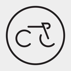 CycleLove — celebrating bike culture by James Greig, via Behance