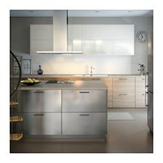 IKEA - GREVSTA, Door, 40x80 cm, , Personalise your kitchen in a fun and easy way by adding one or more colourful accent doors.25 year guarantee. Read about the terms in the guarantee brochure.The door can be mounted to open left or right.
