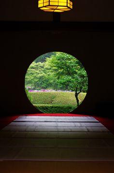 Meigetsu-in, Kamakura, Japan 明月院 鎌倉
