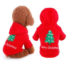 Bear Leader Pet Clothing 2017 New Fashion Novelty Autumn/Winter Puppy pet Christmas clothes dog clothing
