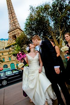 Las Vegas Wedding Photo