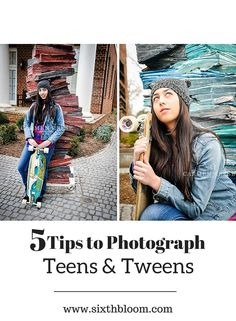 Photography Tips | Pictures of Teens, Photographing Teens, Tips for Teen Pictures, Tween Pictures