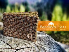 ParaWallets - Paracord Survival Wallet with Firestarter Kickstarter project video thumbnail