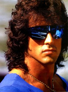 Photo from themidnightla Sylvester Stallone Rambo, Rambo 3, John Rambo, Silvestre Stallone, Stallone Rocky, Rocky Balboa, Retro Pop, Actrices Hollywood, The Expendables