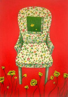 나쁜꽃밭 Bad a Flower Garden Naive Art, Garden, Flowers, Decor, Garten, Decoration, Lawn And Garden, Gardens, Decorating