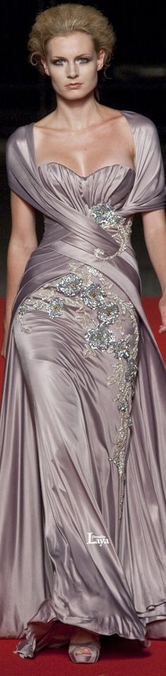Abed Mahfouz F/W 2009-10 Couture