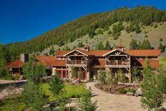 The Granite Lodge - The Ranch at Rock Creek Montana