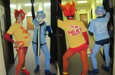 Mr. Heat Miser & Mr. Snow Miser