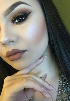 Flawless make up Makeup On Fleek, Flawless Makeup, Cute Makeup, Gorgeous Makeup, Pretty Makeup, Skin Makeup, Makeup Eyebrows, Simple Makeup, Natural Makeup