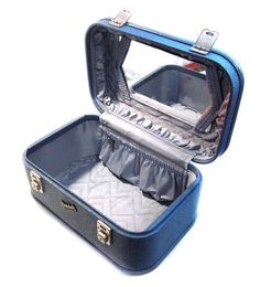 Vintage Train Case / Luggage