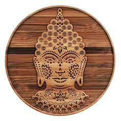 Buddha Coaster Set