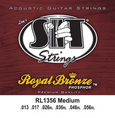 """This is our premium acoustic string. Phosphor Bronze cover wrap over a Swedish steel hex core. Then, our exclusive """"Fusion Wound"""" technology utilizes electricity to adhere the bronze cover wrap to the core. Guitar Tips, Guitar Songs, Guitar Lessons, Best Acoustic Guitar, Acoustic Guitar Strings, Acoustic Guitars, Core Fusion, Guitar Vector, Bronze"""