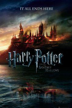 Harry Potter und die Heiligtümer des Todes, Englisch Poster bei AllPosters.de