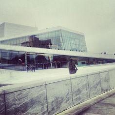 Oslo Norewegia Polecamy