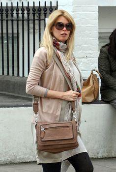 Claudia Schiffer Photo - Claudia Schiffer Drops Off Her Kids